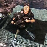 Zac Macaulay underwater DOP, cameraman and photographer