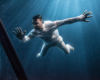 Gary Barlow Zac Macaulay underwater photographer