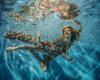 Myleene Klass Zac Macaulay underwater photographer